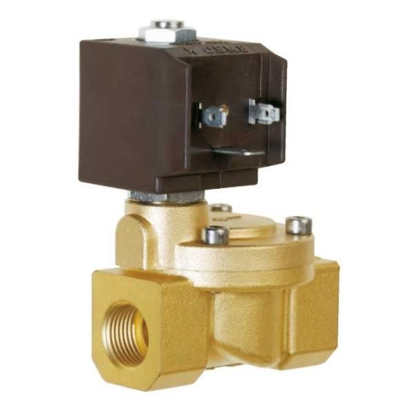 Электромагнитный клапан Ceme 8619 2 NBR 230V 50Hz