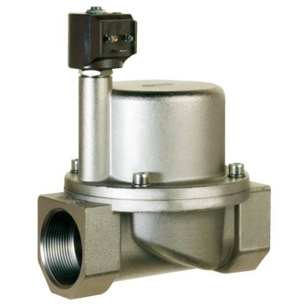 Электромагнитный клапан Ceme 9014 1/2 TEFLON 180C 230V 50H