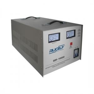 Электромеханический стабилизатор напряжения повышенной точности RUCELF SDF-5000