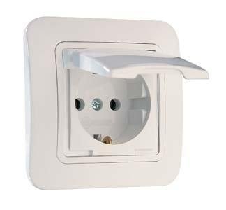 Электромонтаж (розетки, светильники, проводка, счётчики, автоматы).