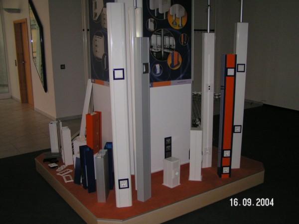 Электромонтажные колонны OBO