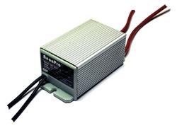 Электронный трансформатор Neon Pro 10 кВ/30 мА в корпусе из эпоксидной смолы, с защитой от перенапряжения.