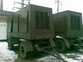 Електростанція АДЕ 140кВт