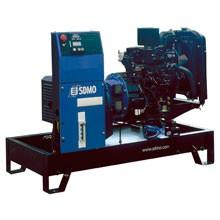 Электростанция дизельная SDMO Pacific T12K Compact 9,2 кВт трехфазный
