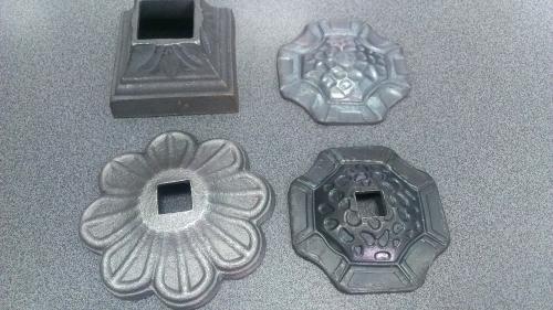 Элементы ковки , литье и штампы