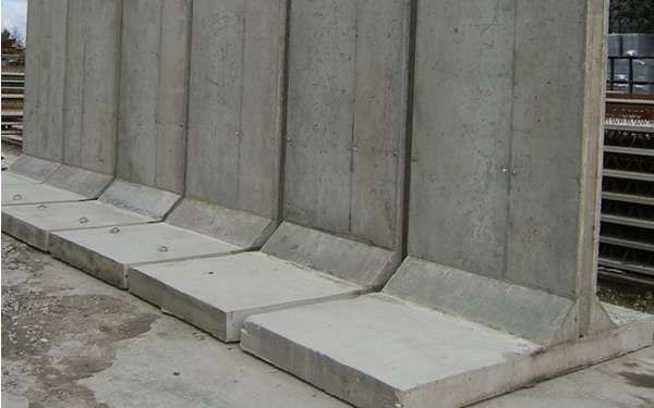 Элементы подпорных стен ИПФ-27