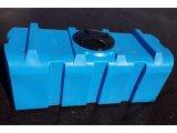 Фото  2 Емкость 500 литров бак, бочка, пищевая прямоугольная, крышка d 35 см SК горизонтальная 2985440