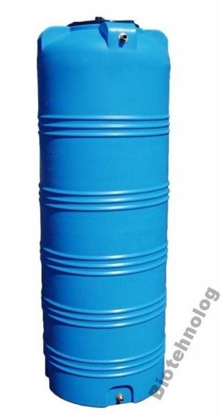 Фото  1 Емкость 750 литров бак, бочка пищевая узкая вертикальная 700 800 V 1985443