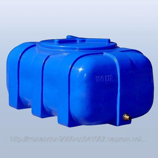 Фото  1 Емкость для питьевой воды 100 л. 2015206