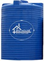 Емкость вертикальная двухслойная 10000 л. резервуары и баки для пищевой промышленности