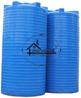 Емкость вертикальная двухслойная 30000 л. резервуары и баки для пищевой промышленности