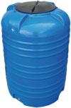 Емкость вертикальная V-500 объем: 500 литров