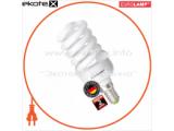 Энергосберегающая лампа EUROLAMP T2 Spiral 12W E14 4100K 700Lm