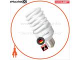Энергосберегающая лампа EUROLAMP T2 Spiral 30W E27 4100K 2000Lm