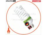 Энергосберегающая лампа EUROLAMP T4 Spiral 60W E27 6500K 4300Lm