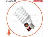 Энергосберегающая лампа EUROLAMP T5 Spiral 80W E40 6500K 6200Lm