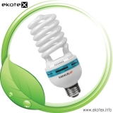 Энергосберегающая лампа High-wattage Spiral 105W, 6500K, E40