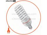 Энергосберегающая лампа MAXUS High-wattage Spiral 55W, 6500K, E27