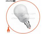 Энергосберегающая лампа MAXUS New Globe 11W, 4100K, E14