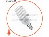 Энергосберегающая лампа MAXUS T2 Full Spiral 15W, 2700K, E14