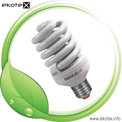 Энергосберегающая лампа New full spiral 32W, 4100K, E27