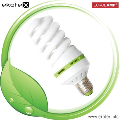 Энергосберегающая лампа T4 Full Spiral 20W 2700K E27