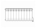 Фото  1 Энергосберегающий электрообогреватель ЭРА+ 7 секций 2040439