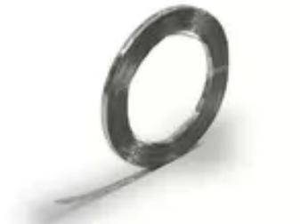 Ensto PPN8 Пластмассовая крепежная планка, для кабеля – 8 мм, шаг 25 мм