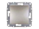 Фото  1 Выключатель одноклавишный 10A Schneider Electric Asfora EPH0100169, бронза 1925921