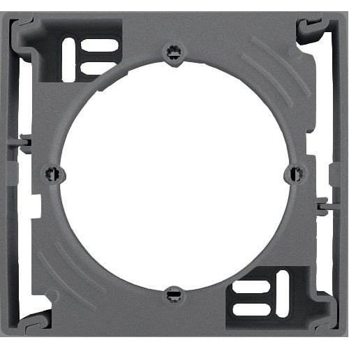 Фото  1 Коробка для накладного монтажа основная Schneider Electric Asfora EPH6100162, сталь 1926128