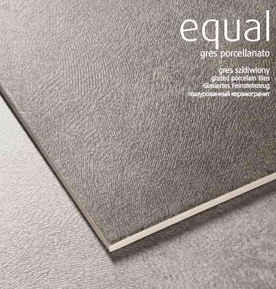 Equal brown 40x40, Equal grey 40x40