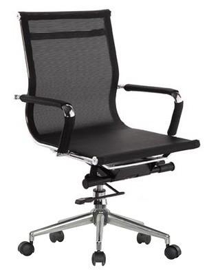 Эргономичное сеточкой кресло НЕВАДА СРЕДНЕЕ в киеве купить, офисные кресла NEVADA MEDIUM для персонала офиса (сетка)