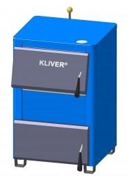 EURO KLIVER напольный твердотопливный котел (в ассортименте)