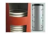 EuroTerm Бак с 2 фланцами накопители с эмалированным покрытием - Объем, л: 2000