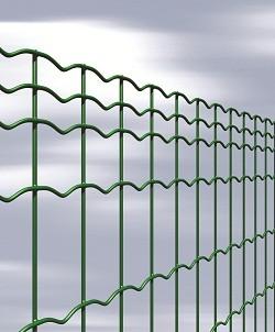 EVERPLAX – элегантная ограда. Запатентованная модель. Высотота рулона (м) -1,2; 1,5; 2,0; Длинна - 25м.