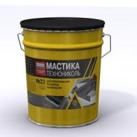 ЭВРИКА ТН №41 полімерно-бітумна мастика для ремонту руберойдових покрівель і заробки швів і тріщин