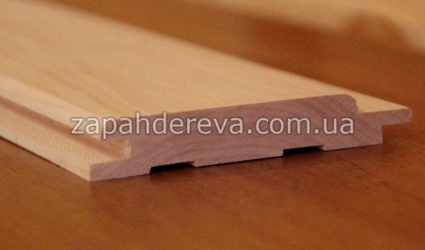Фото 2 Вагонка липа Ірпінь - ціна виробника. Доставка 324844