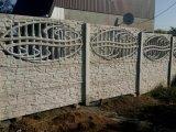 Фото 1 Еврозаборы с воротами под ключ в запорожье 337977