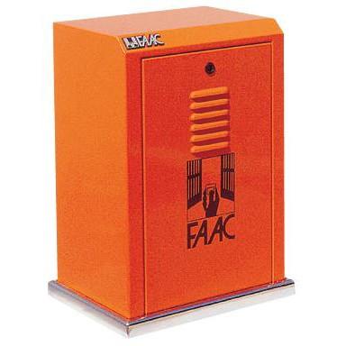 FAAC 844 МС. Электропривод в масляной ванне для откатных ворот
