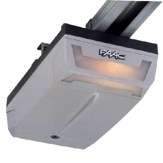 Faac D 600 KIT. Комплект автоматики для гаражных секционных ворот
