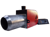 Фото  1 Факельна пелетних пальник 200 кВт 1746206