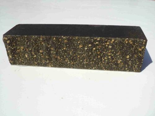 Фактура Скала, Скала тычковой, кирпич узкий размер 250*50*65мм, цвет бордо, серый, красный, шоколад.