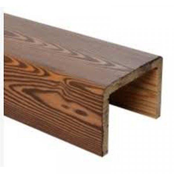 Фото 1 Декоративные балки деревянные фальш-балки 344026
