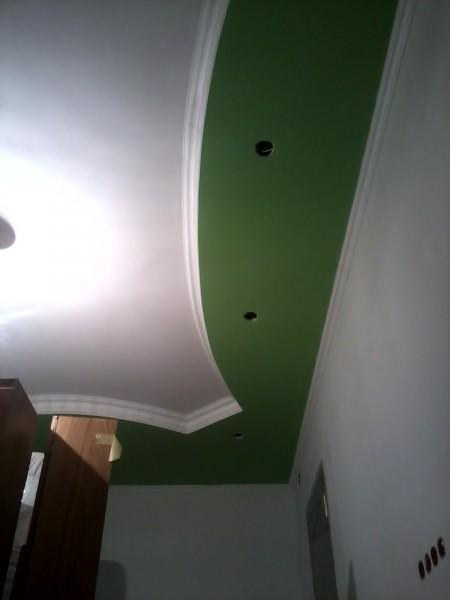Фарбування стін та стелі м2