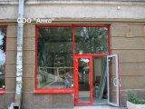 Фото 1 ➡ Изготовим, доставим, установим Алюминиевые двери любой формы 4422
