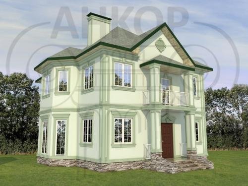 Фасад дома Архитектурный декор. Проектирова- ние, изготовление. Работаем с 2004 г www. artfasad. com