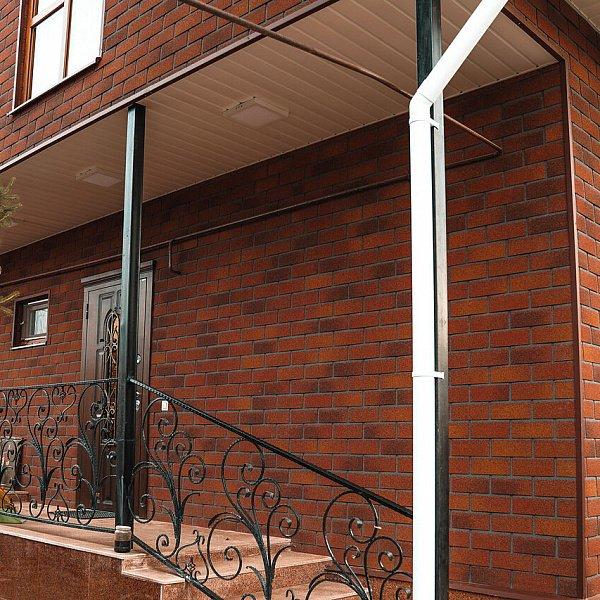 Фото 1 Фасадная плитка Hauberk - роскошный фасад вашего дома 344219