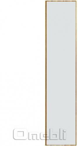 Фасад UK-30 ДСП глянец белый  венге A10279