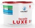 fasade LUXE Матовая воднодисперсионная силиконмодифицирован ная краска с высокой атмосферостойкостью.