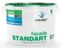 fasade STANDART Водоразбавляемая акрилатная фасадная краска. Предназначена для окраски цементно-известковой штукатурки